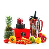 Ferrano Kitchenexpress Bg33 Blender Grinder 1 5L 1300W Ferrano Red Lowest Price