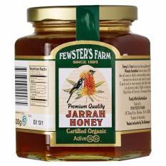 Compare Price Fewster S Farm Jarrah Honey Ta 30 500G On Singapore