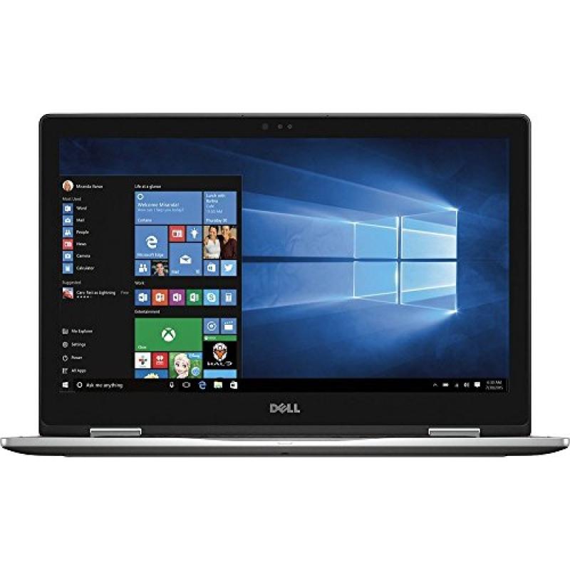 Dell Inspiron 2-in-1 15 I7579-5588GRY-PUS - 15.6  FHD Touch - i5-7200U - 8GB - 256GB SSD - Silver