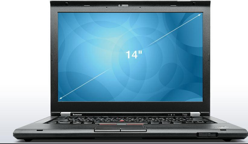 Refurbished Lenovo Thinkpad T420 / Intel Core i5 / 4GB RAM / 128GB SSD / Windows 7 / One Month Warranty
