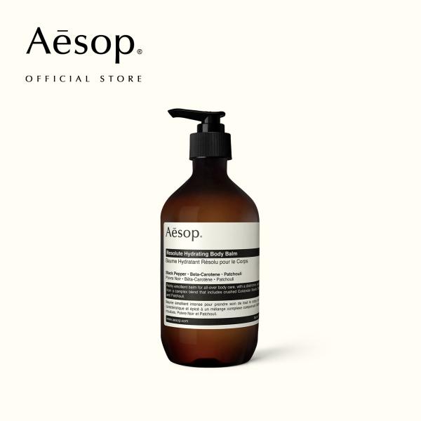 Buy Aesop Resolute Hydrating Body Balm 500mL Singapore