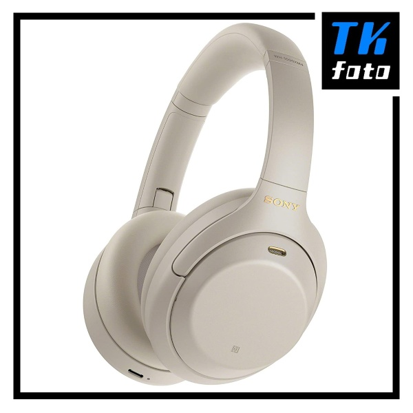Sony WH-1000XM4 Wireless Over-Ear Noise-Canceling Headphones Singapore