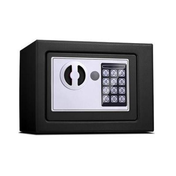 *Premium* Electronic Password Safe Security Safe Deposit Box Digital Lock Safe / Theft-Proof