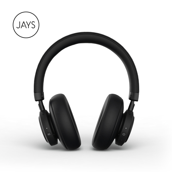 JAYS q-Seven Wireless Active Noise Cancellation (ANC) Singapore