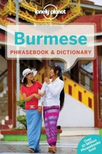 Lonely Planet Burmese Phrasebook & Dictionary