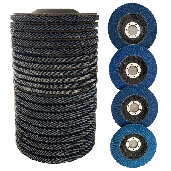 24Pcs Sanding Pads Are Suitable for Angle Grinders, Sanding Discs, Various Sanding Wheels, High-Density Clamshell Discs