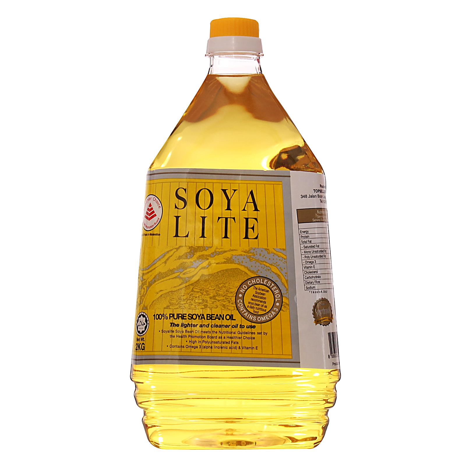 Soyalite 100% Pure Soya Bean Oil