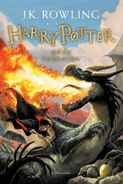 Harry Potter and the Goblet of Fire (Book 4) / English Young Adult Books / (9781408855683)