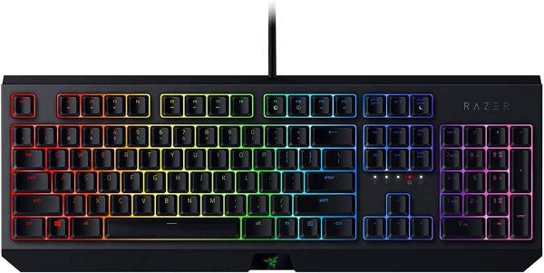 Razer BlackWidow Mechanical Gaming Keyboard - Green Switch Singapore
