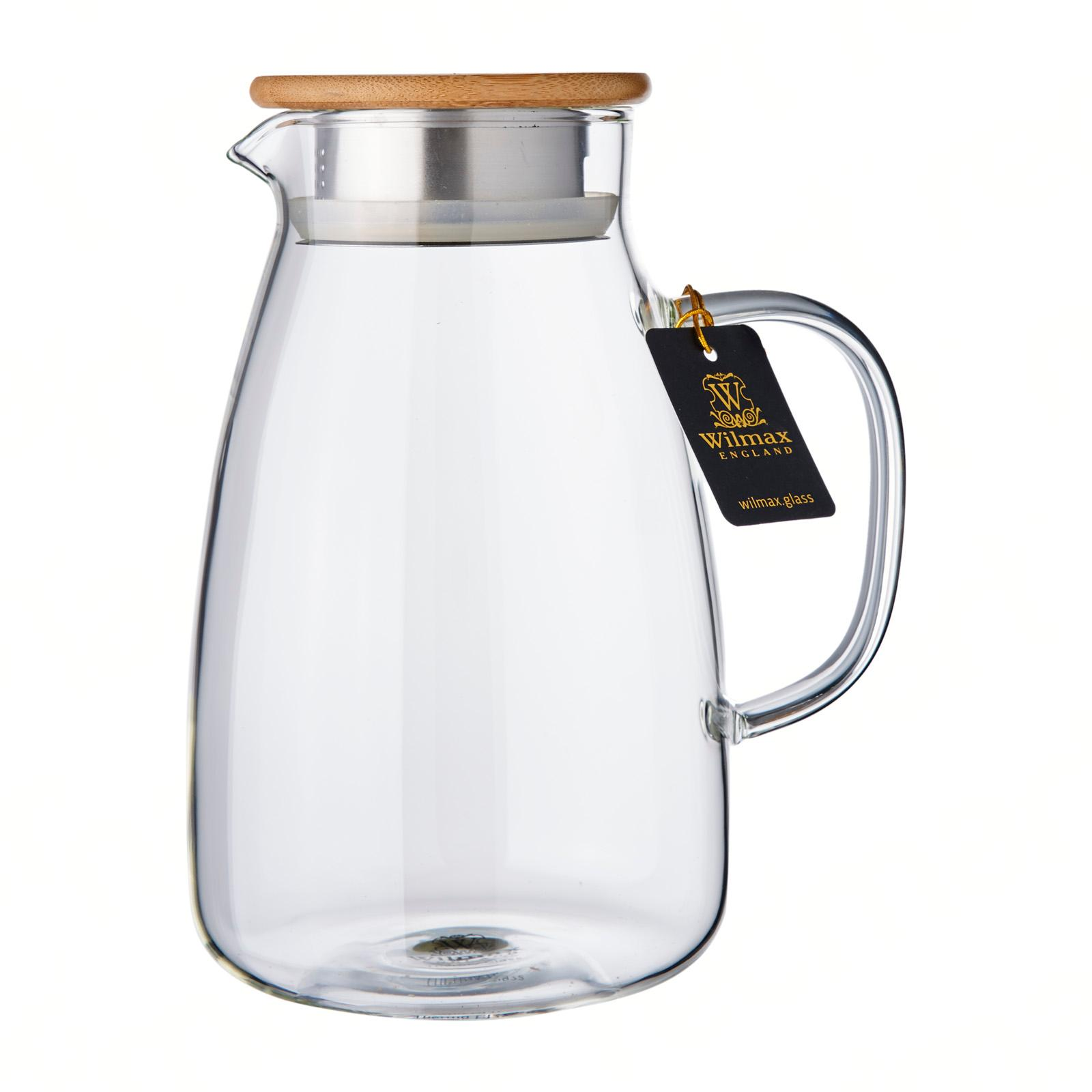 Wilmax England Thermo Glass Jug 1500 ML