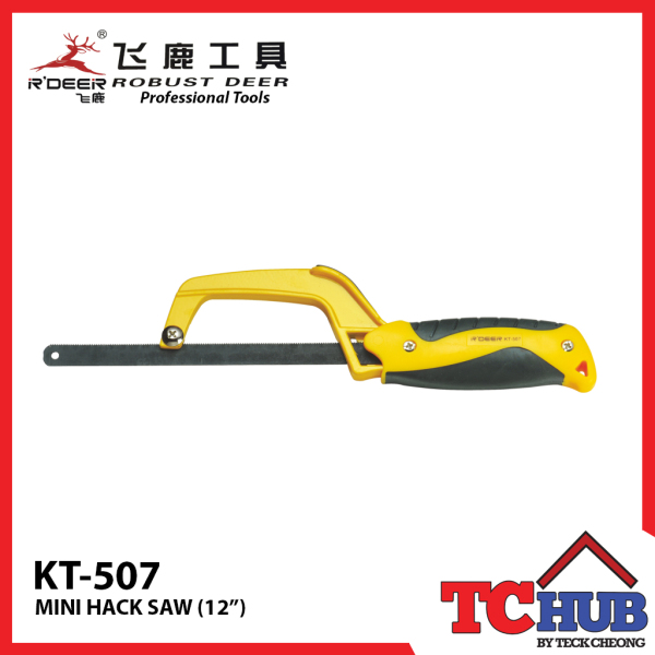Robust Deer KT-507 Mini Hand Saw