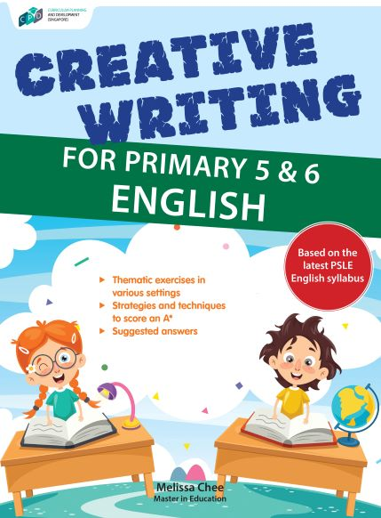 Creative Writing for Primary 5 & 6 English/Primary Assessment Books