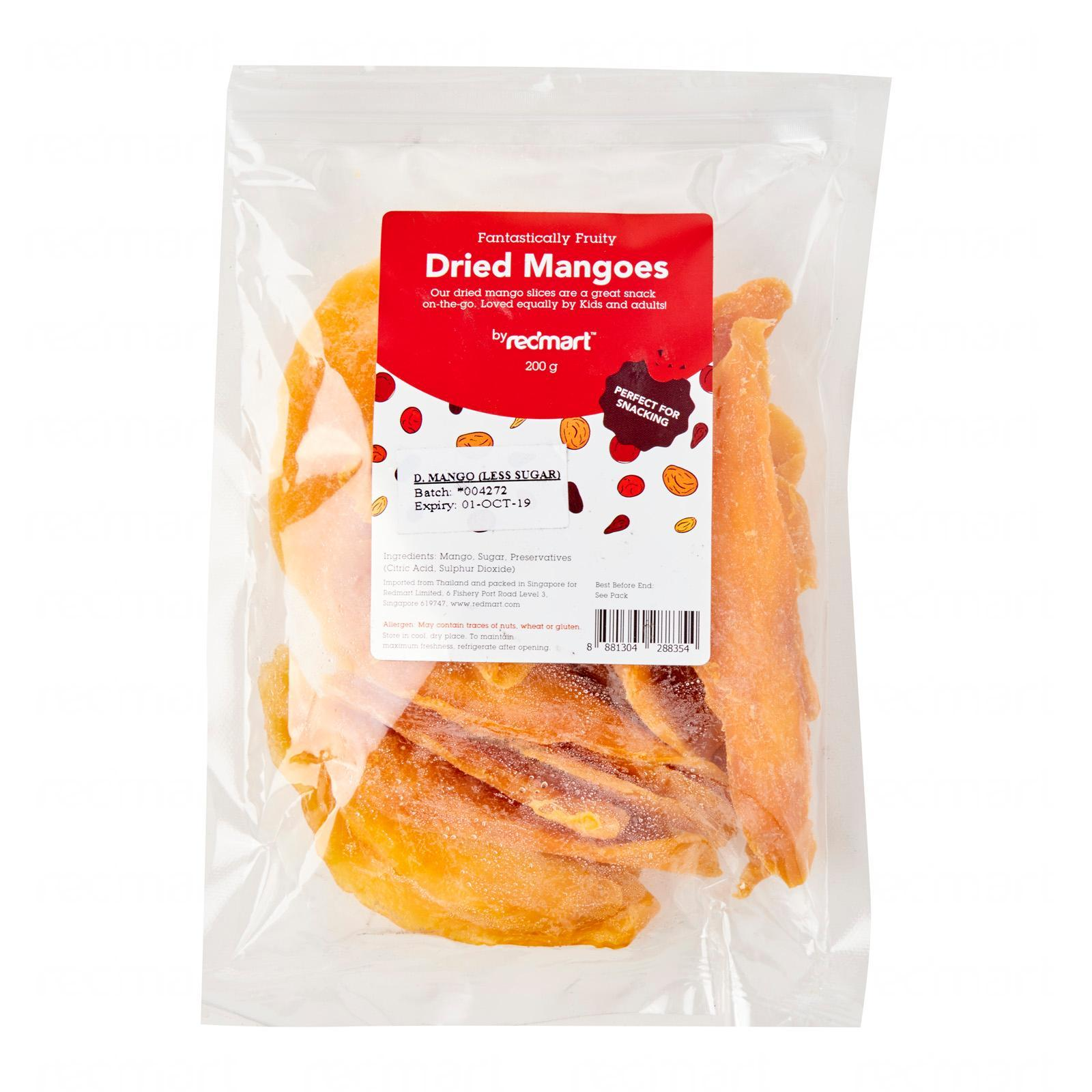 RedMart Dried Mango