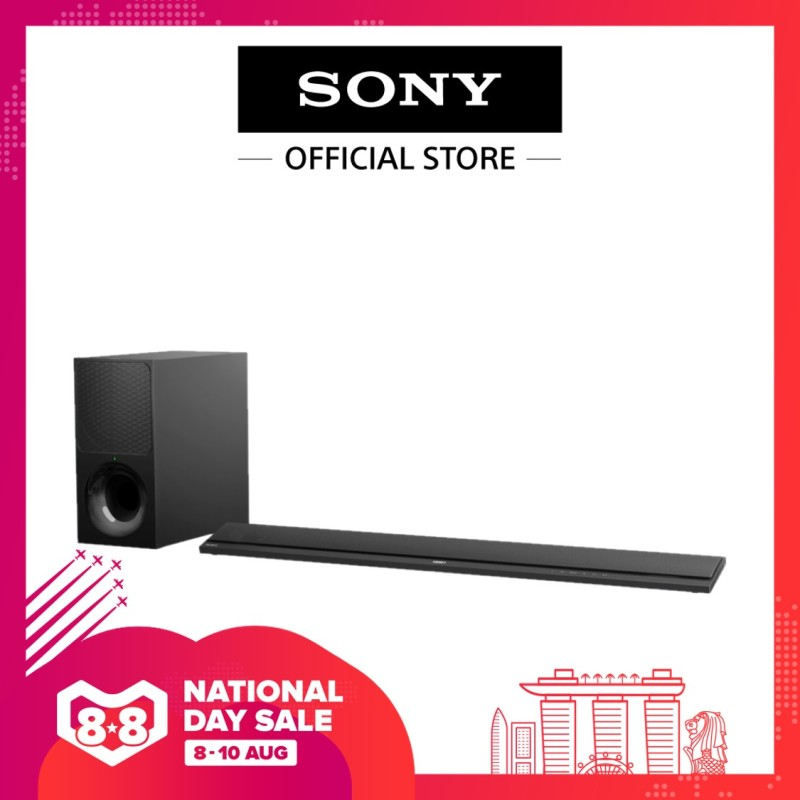 Sony Singapore HT-CT800/ CT800 2.1ch Soundbar with Wi-Fi/Bluetooth technology Singapore