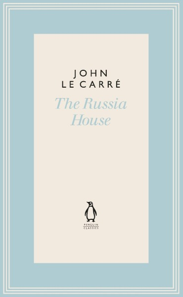 The Russia House by Johnle Carre