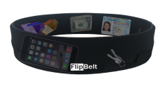 Best Rated Flipbelt Running Belt Travel Waist Belt Black All Sizes Please Indicate