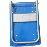 The Cheapest Foldable Plastic Trolley 150Kg Blue Online