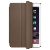 Sale For Ipad Air 2 Genuine Leather Smart Case Cover Slim Wake Dark Brown China