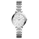 Cheapest Fossil Es3797 Jacqueline Silver Dial Stainless Steel Ladies Analog Casual Watch Online
