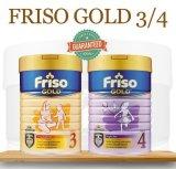 Discounted Friso Gold Step 4 Milk Powder 900G 2 Tins X 900G