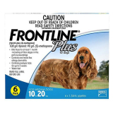 Discount Frontline Plus For Dogs 10 20Kg 6 Pippetes Frontline Plus Singapore