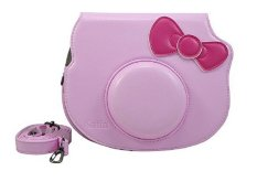Caiul Carrying Bag For Fujifilm Instax Mini Hello Kitty Pink Compare Prices