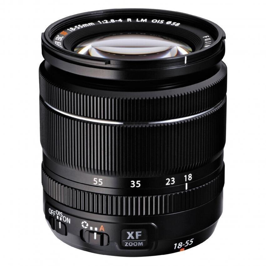 Price Compare Fujifilm Fujinon Xf 18 55Mm F 2 8 4 R Lm Ois Zoom Lens For Fujifilm X Mount White Box