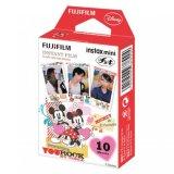Cheaper Fujifilm Instax Mini Film Mickey Mouse Your Rock 10 Sheets