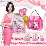 Buy Cheap Funcare®Hello Kitty Unique Patented Formula Collagen 2 Months Set