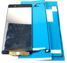 G Plus Full Lcd Display Touch Screen Digitizer Front And Back Adhesive For Sony Xperia Z2 Shopping