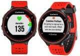 Shop For Garmin Forerunner 235 Red Black With Free Additional Strap