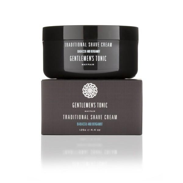 Buy Gentlemens Tonic Traditional Shave Cream 125g Singapore