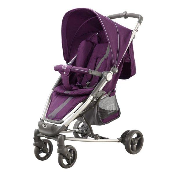 German Baby Mon Flac 4 wheels Rider (Purple) Singapore
