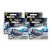 Buy Pack Of 4 Boxes Gillette Mach 3 Turbo 4 Cartridges 4917 Online Singapore