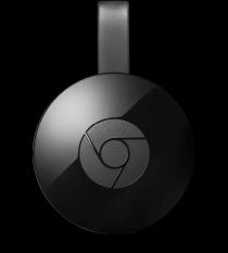 Purchase Google Chromecast 2 Black Online