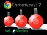 The Cheapest Google™ Chromecast 2 Coral Red Online