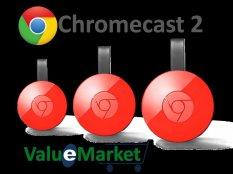 Sale Google™ Chromecast 2 Coral Red Google On Singapore