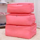 Cheap Gracefulvara Quilt Blanket Clothes Foldable Storage Bag Pink Online