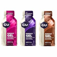 Gu Energy Gel Flavor Mix 24 Pack With Free Gift Best Price