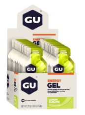Price Comparisons For Gu Energy Gel Lemon Sublime 24 Pack With Free Gift