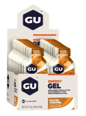 Price Gu Energy Gel Salted Caramel 24 Pack With Free Gift Gu Energy Online