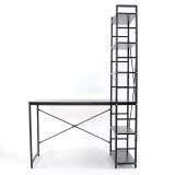 Sale Blmg H Desk Wanlut Black Silver Free Delivery Oem Online