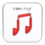 Wholesale Happy Plugs Earbud Red