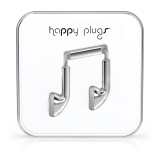 Happy Plugs Earbud Silver Lowest Price