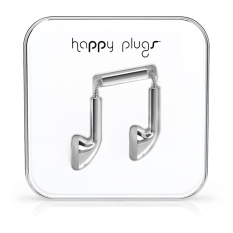 Compare Prices For Happy Plugs Earbud Silver