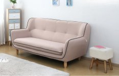 Discount Blmg Hemming Sofa Beige Free Delivery Singapore