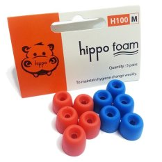 Price Comparisons For Hippo Foam Ear Tips H100