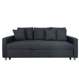 Homeandstyle Vernon Sofa Bed Grey Lower Price