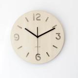 Sale Homeloo Wooden Wall Clock Retro Numeric Hong Kong Sar China Cheap