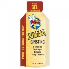 Price Comparisons Of Honey Stinger Energy Gel Ginsting 24 Pack With Free Gift